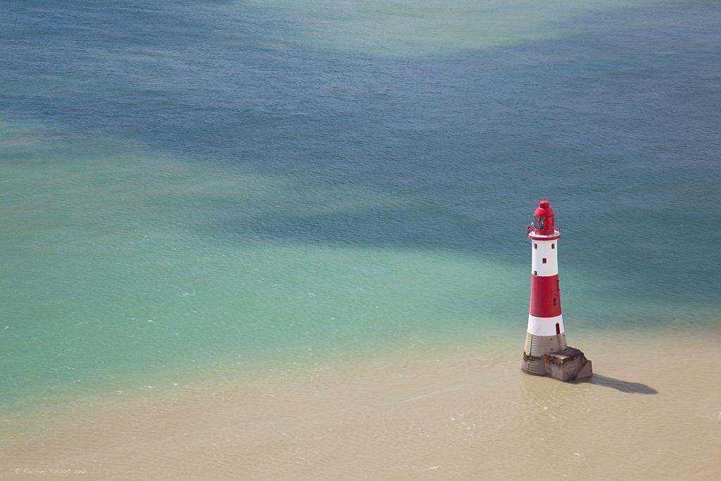 Beachy Head Lighthouse Focused Moments