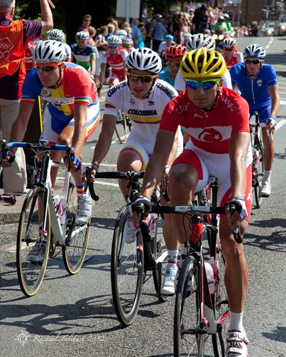 Men's olympic road race 2012