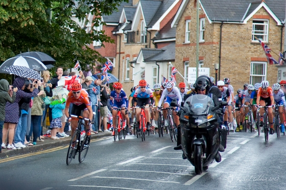 Women's road race Olympics 2012