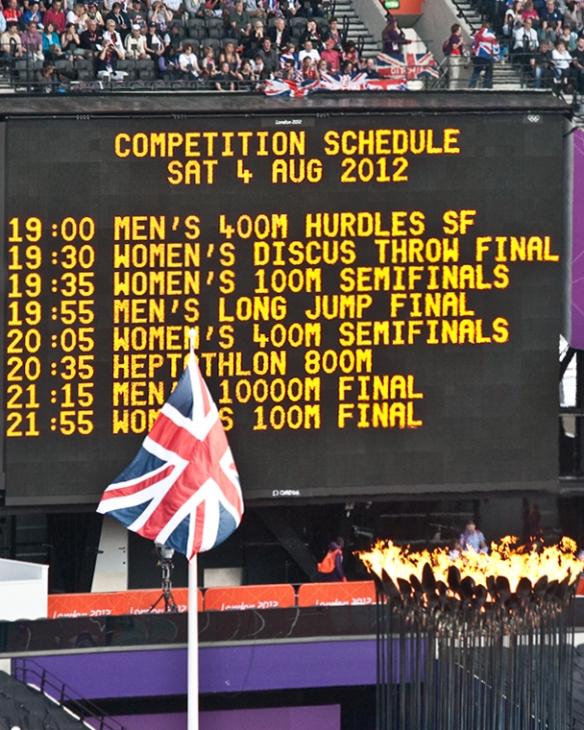 Olympics day 8 2012
