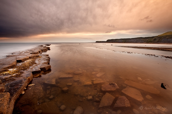 Kimmeridge Bay, Dorset, landscape