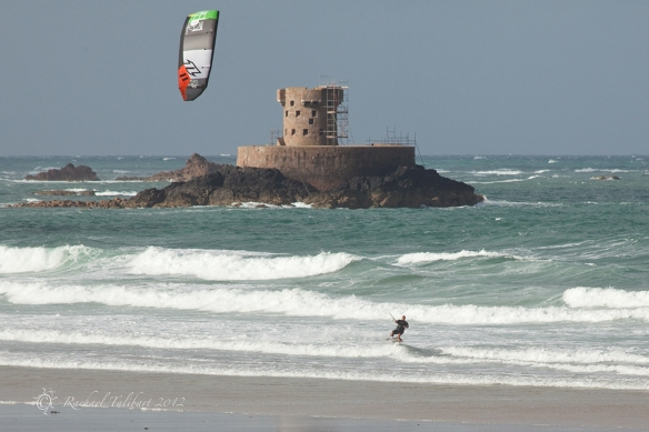 La Rocco tower, Jersey