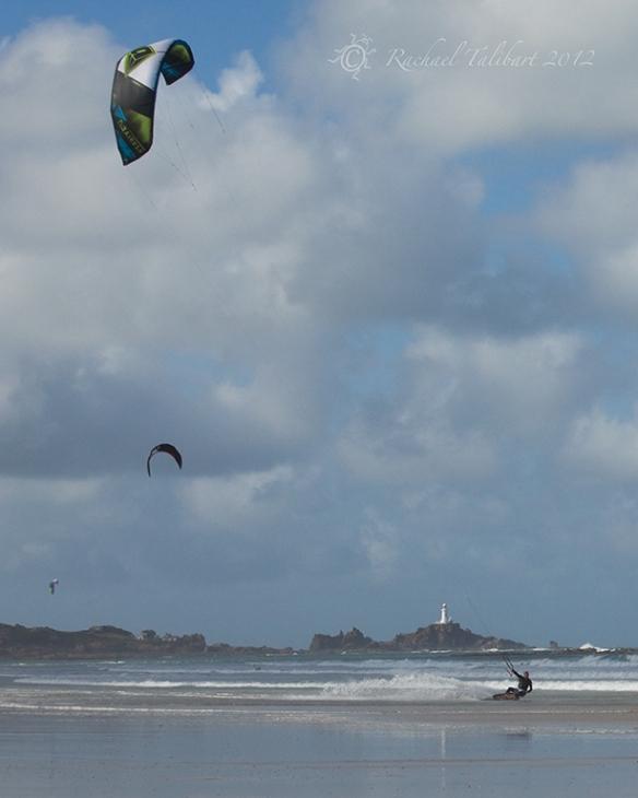 St.Ouen's Beach, Jersey