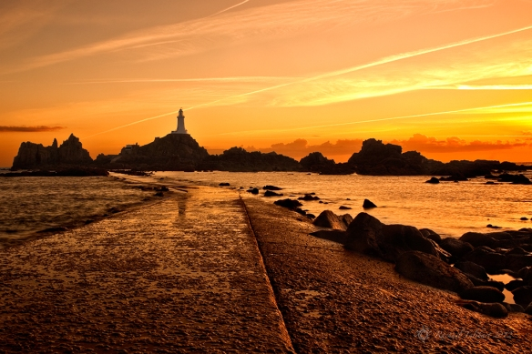 lighthouse, Jersey