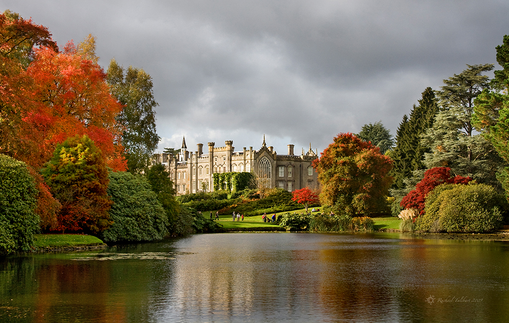 Capability Brown's Garden, England - Wings Journal - Julia Jackson