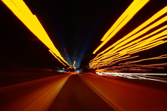 motorway lights