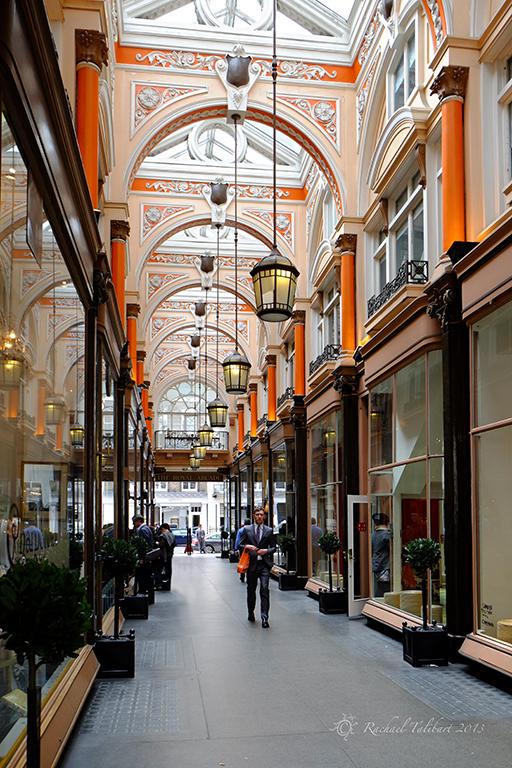Belgravia arcade