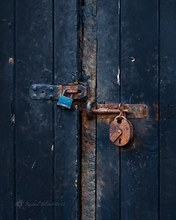 rusty locks