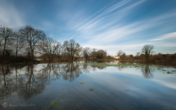 floods in Surrey