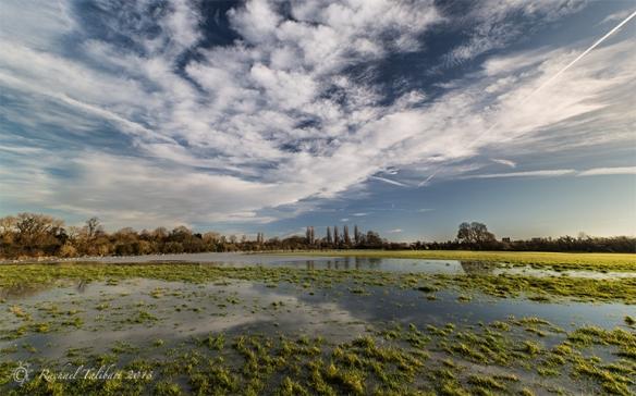 Surrey floods