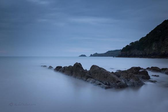 Blue Hour, Saundersfoot Bay