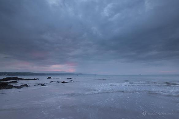 Dawn, Saundersfoot Bay