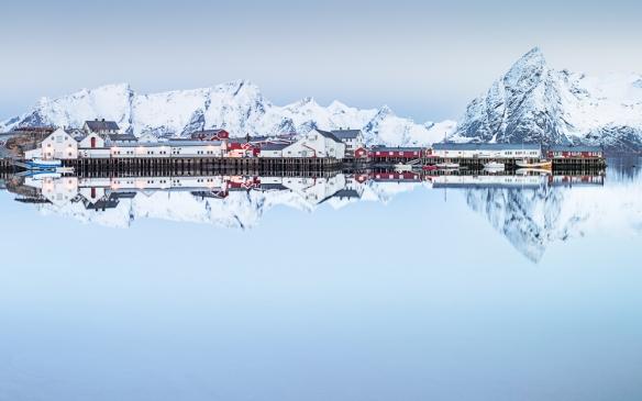 Norwegian landsape