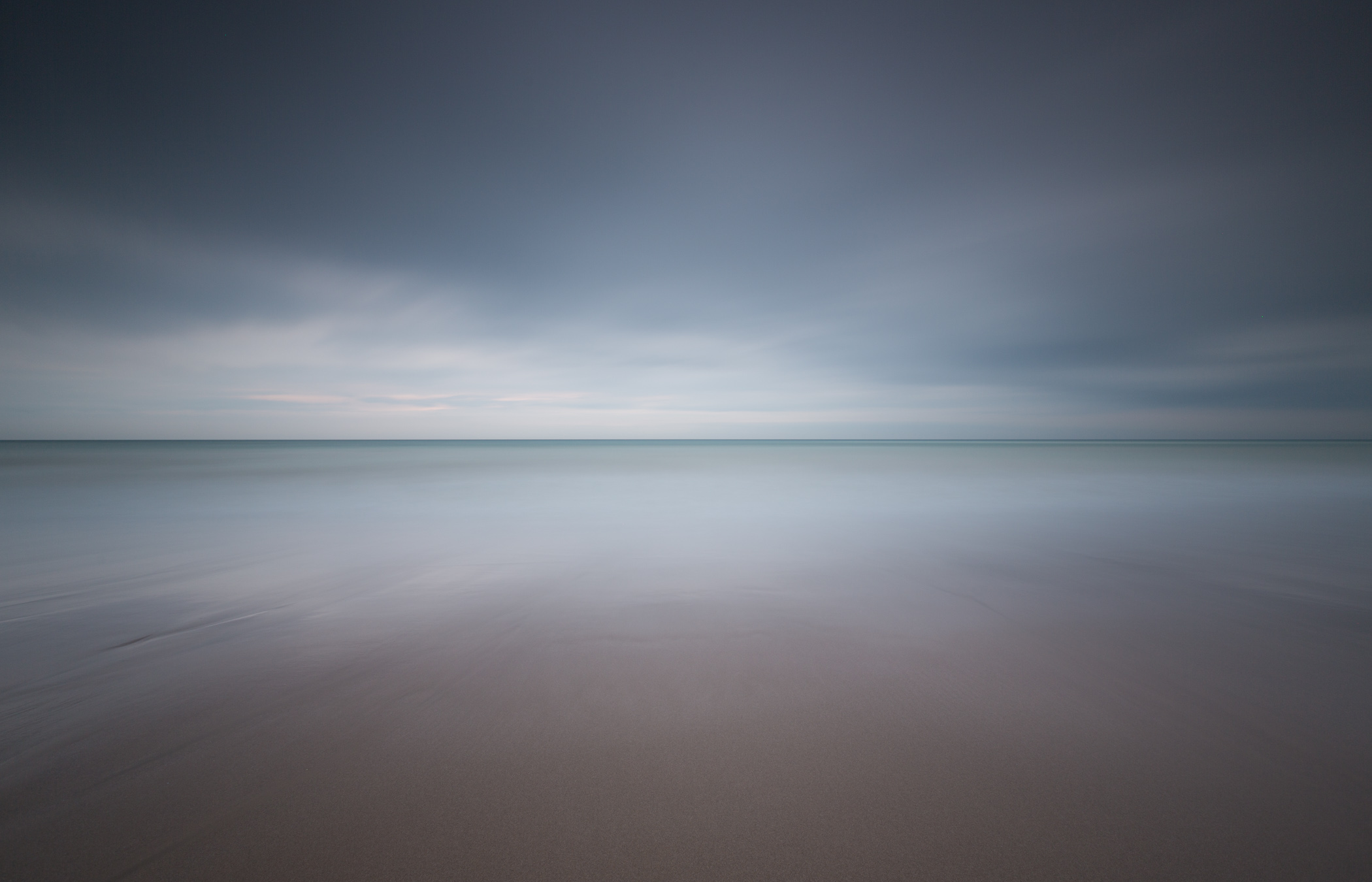 Gentle shore
