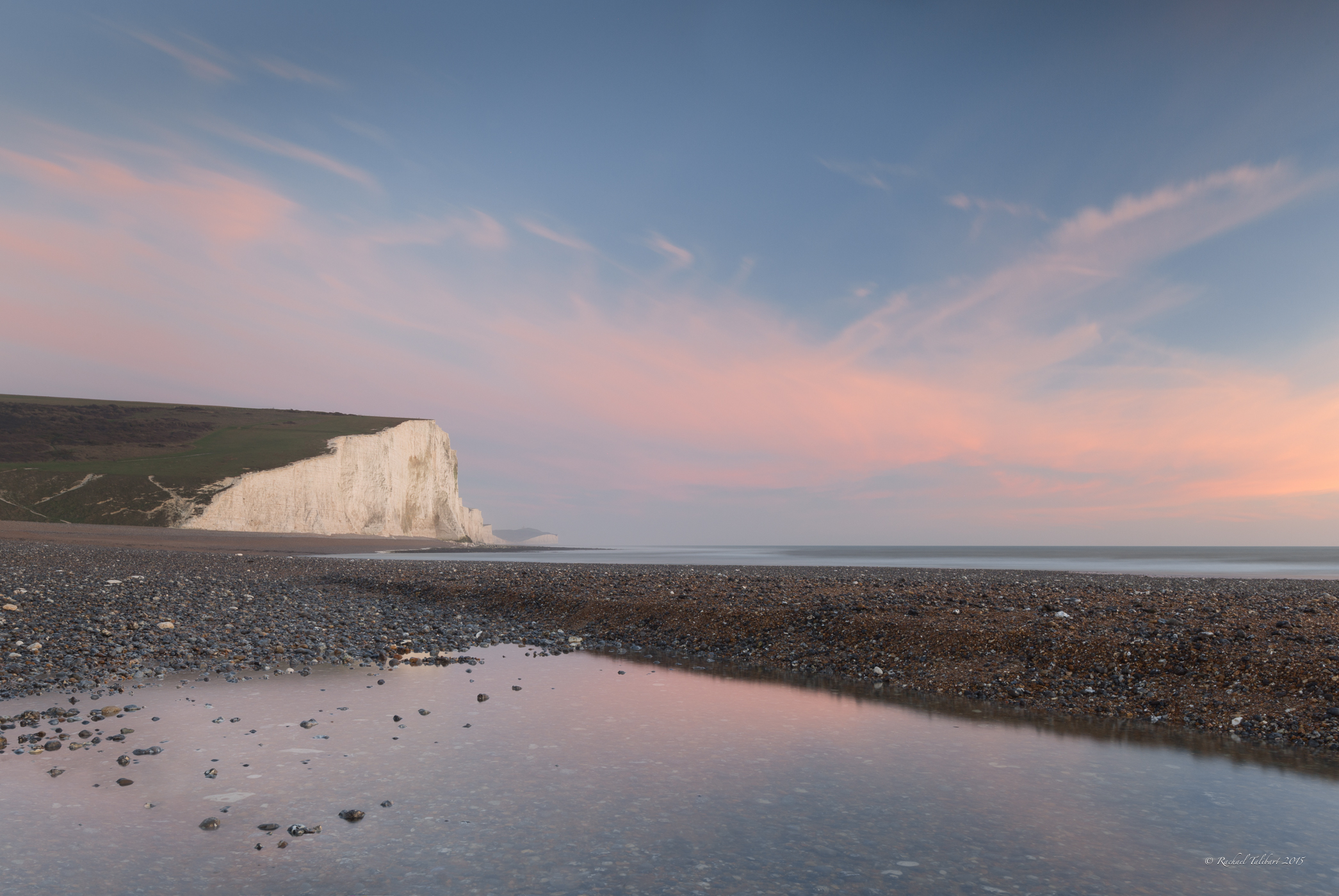 Seven Sisters evening